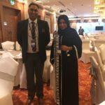 Dr. Sameera Al Hammadi – Head of Forensics Abu Dhabi